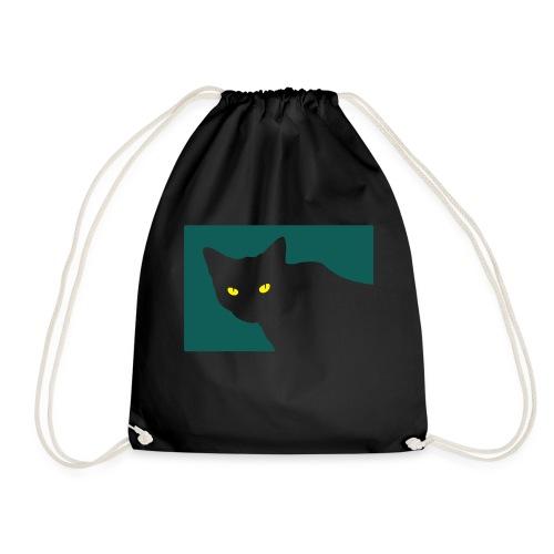 Spy Cat - Drawstring Bag