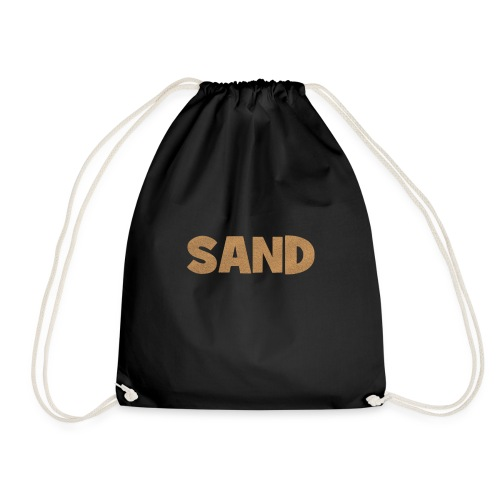Sand Strand T-Shirt - Turnbeutel