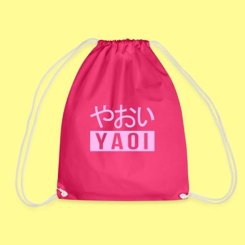 Pink Yaoi やおい - Sacca sportiva