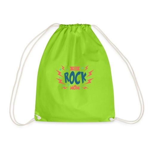 You Rock Mom - Drawstring Bag