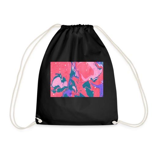 Marble 10 - Drawstring Bag