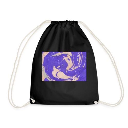 Marble 6 - Drawstring Bag