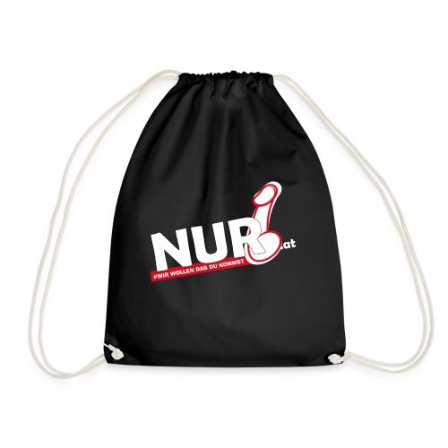NUR6 LOGO NEW - Turnbeutel