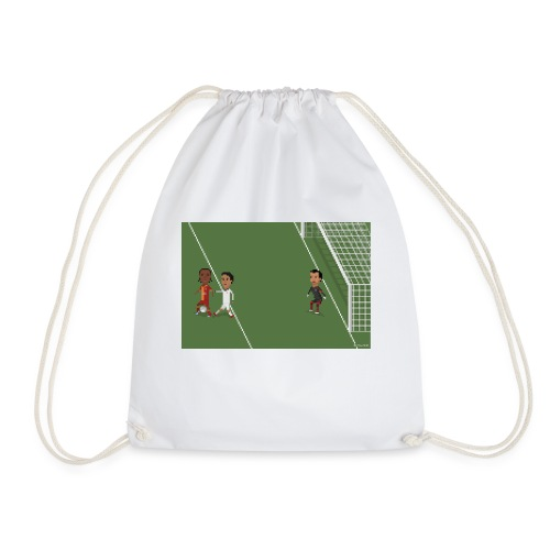 Backheel goal BG - Drawstring Bag