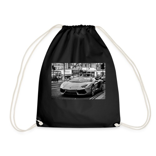Lambo Aventador - Sacca sportiva