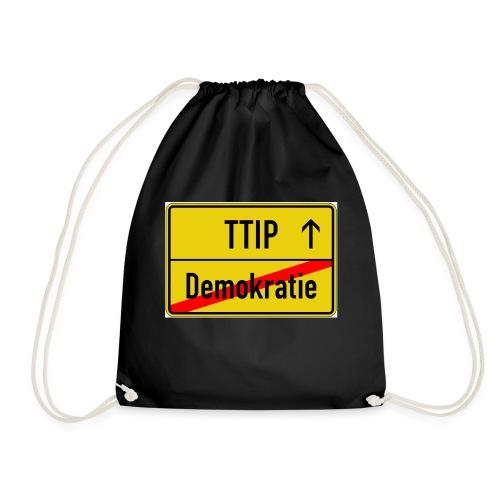 TTIP - Turnbeutel