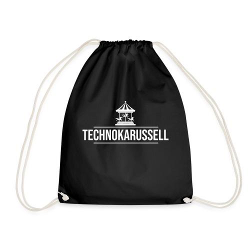 TECHNOKARUSSELL - Turnbeutel