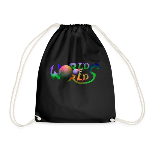 World of Worlds Title - Mochila saco