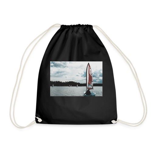 Segelbåt - Gymnastikpåse