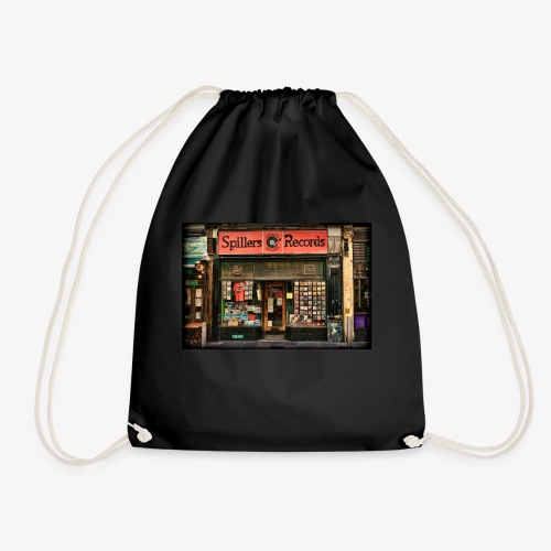 Spillers Records Shop - Drawstring Bag