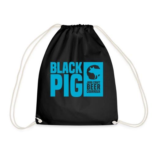 BlackPig Horizontal Bleu - Sac de sport léger