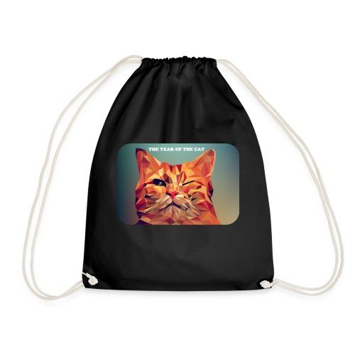 cat - Turnbeutel