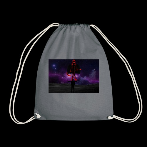 Praise The Dark One - Drawstring Bag