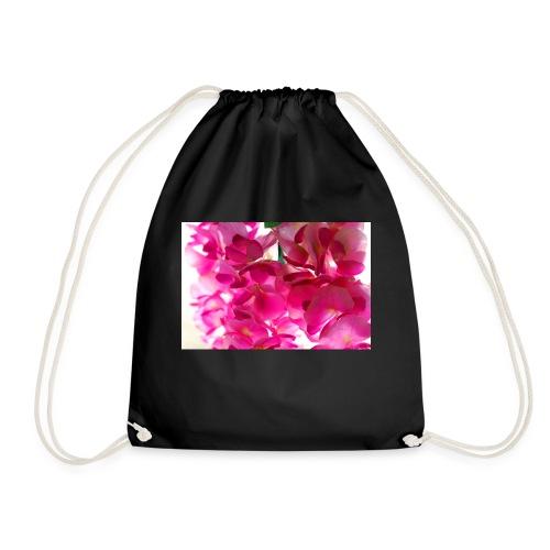 Cotton flowers. - Mochila saco