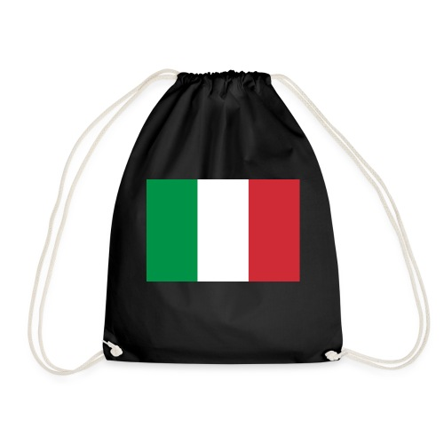2000px Flag of Italy svg - Sacca sportiva