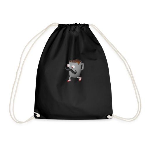 3d coco - Drawstring Bag