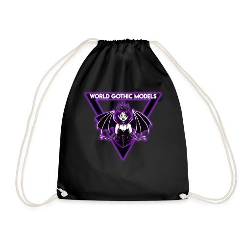 WGM Goth Queen 2021 Merch - Drawstring Bag