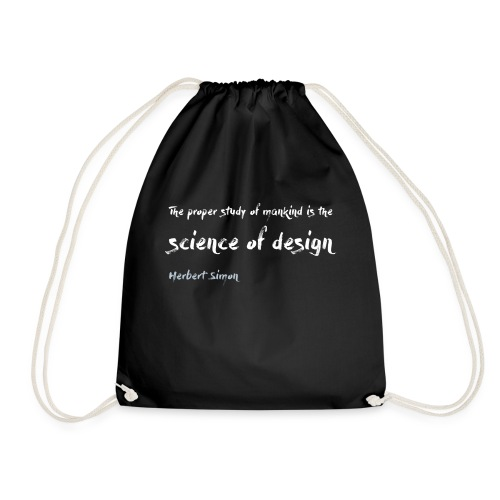 Herbert Simon - Drawstring Bag