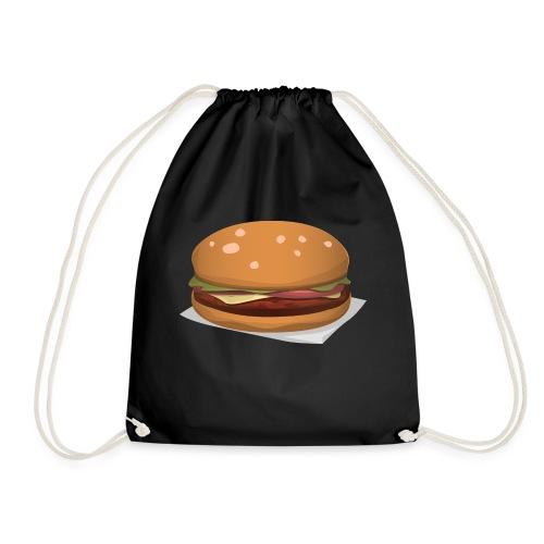 hamburger-576419 - Sacca sportiva