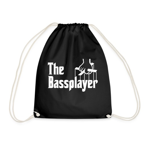The Bassplayer - Mochila saco