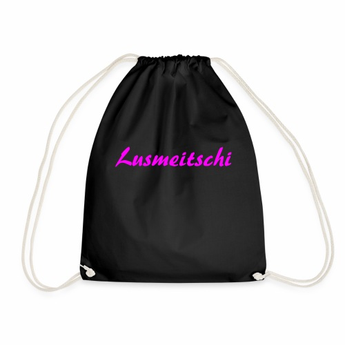 Lusmeitschi - Turnbeutel