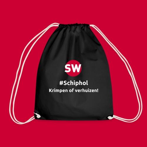 #Schiphol - krimpen of verhuizen! - Gymtas