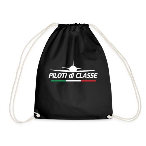 piloti di classe scure - Sacca sportiva