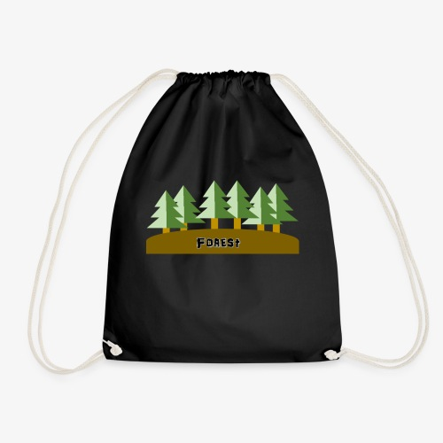 Forest - Drawstring Bag