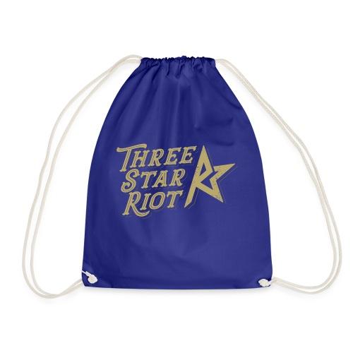 Three Star Riot logo väri - Jumppakassi