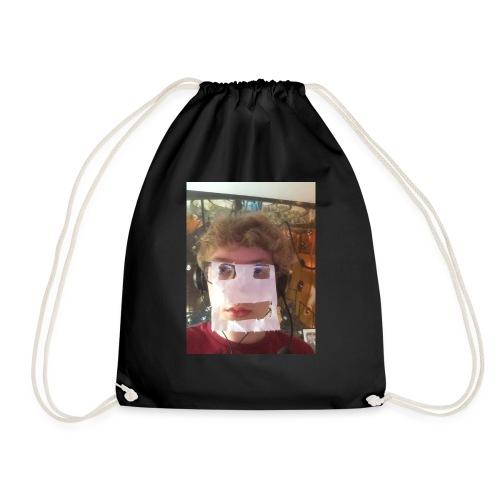 Cyberman Isaac - Drawstring Bag