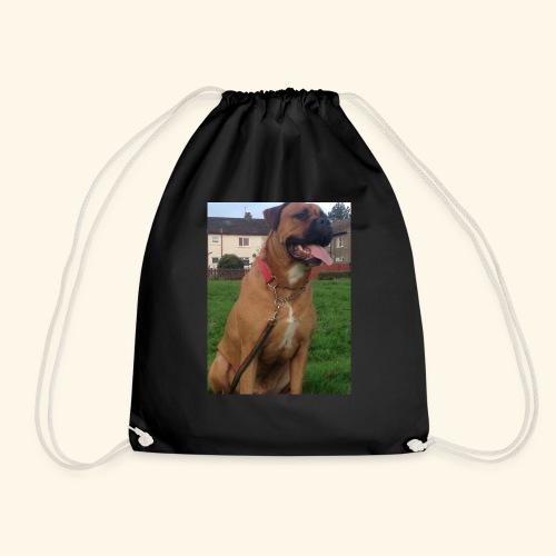 Big Dog tee - Drawstring Bag