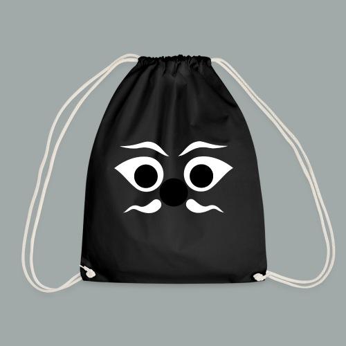 Voss Dr1 Face - Drawstring Bag