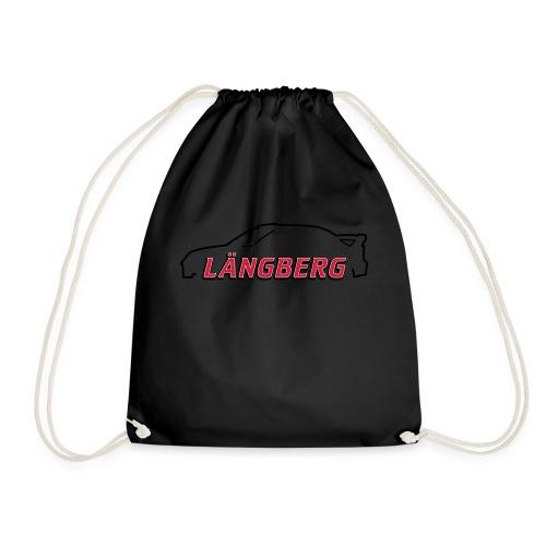 logotype Laengberg - Gymnastikpåse