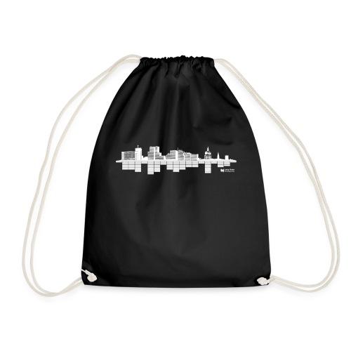 Notts skyline design - Drawstring Bag