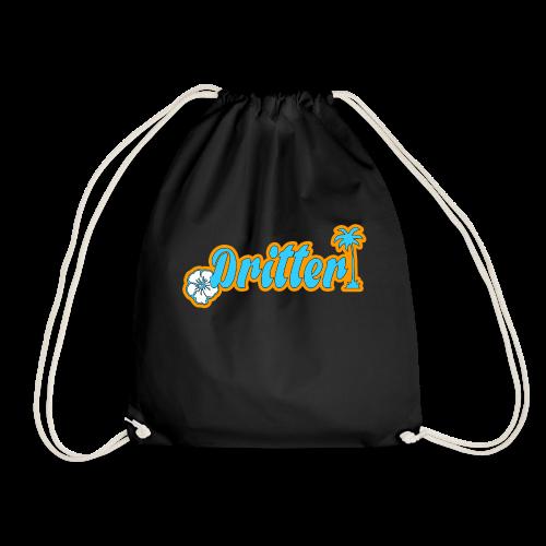 Dritter Full Logo - Turnbeutel