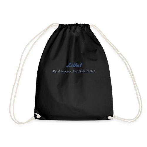 Lethal 2 - Drawstring Bag