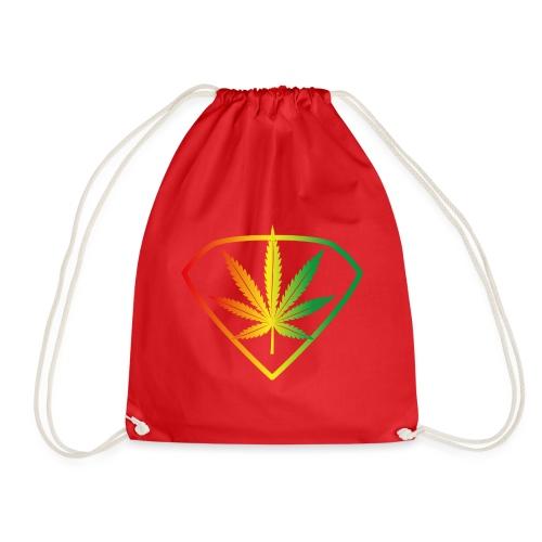Ganjaman - Drawstring Bag