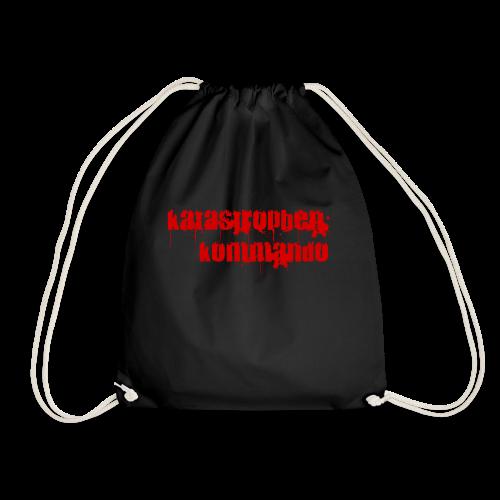KK Logo rot - Turnbeutel