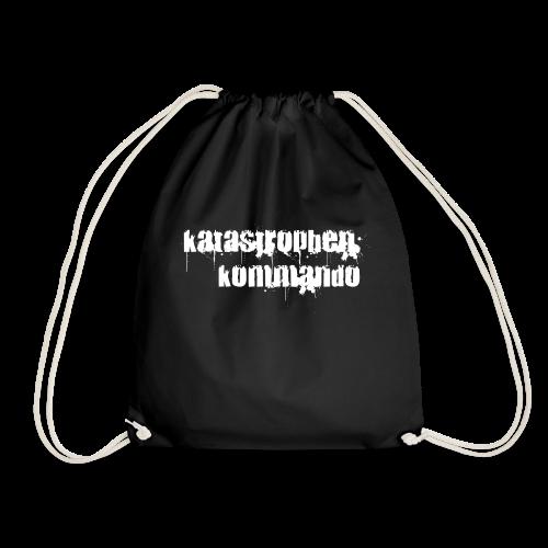 KK Logo weiß - Turnbeutel