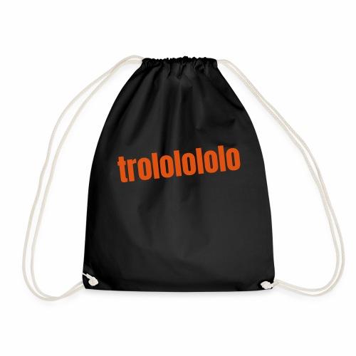 Troll lololol - Turnbeutel