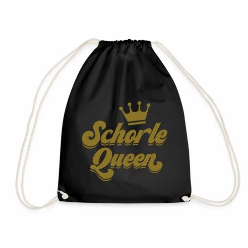 Schorle Queen - Gold - Turnbeutel