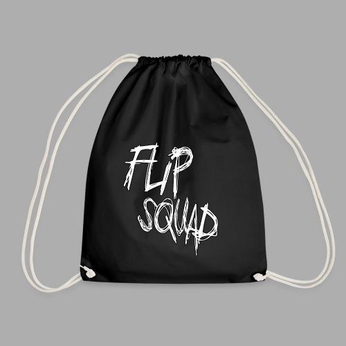 FlipSquad Vit - Gymnastikpåse