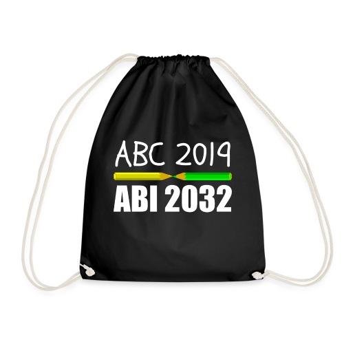 ABC ABI Einschulung 2019 - Turnbeutel