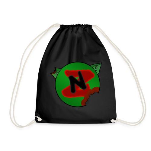 Neko Zombie__Logo Oficial - Mochila saco