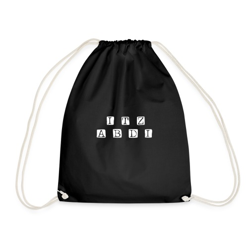 ITZABDI NEW SIRTS - Drawstring Bag