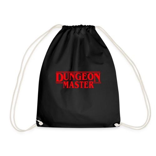 Dungeon Master - D & D Dungeonit ja lohikäärmeet dnd - Jumppakassi