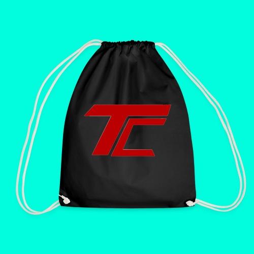 Red TC Logo - Gymnastikpåse