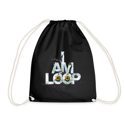 I AM LOOP - Turnbeutel