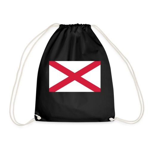 Ireland flag - Drawstring Bag