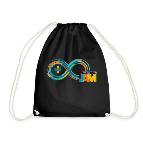 T-shirt Arduino-Jam logo - Drawstring Bag